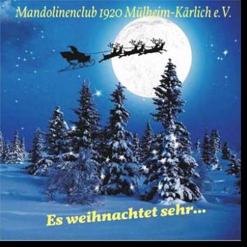 weihnachts cd mandolinenclub 1920 m lheim k rlich. Black Bedroom Furniture Sets. Home Design Ideas